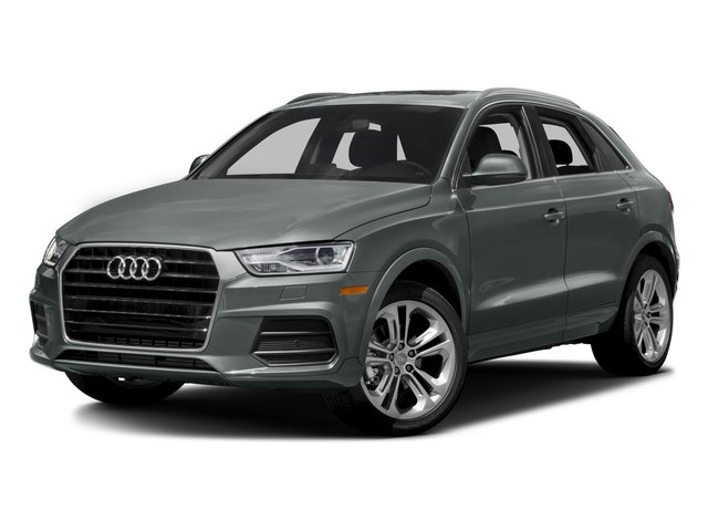2016 Audi Q3 Premium Plus Turbocharged Front Wheel Drive Power Steering ABS 4-Wheel Disc Brakes