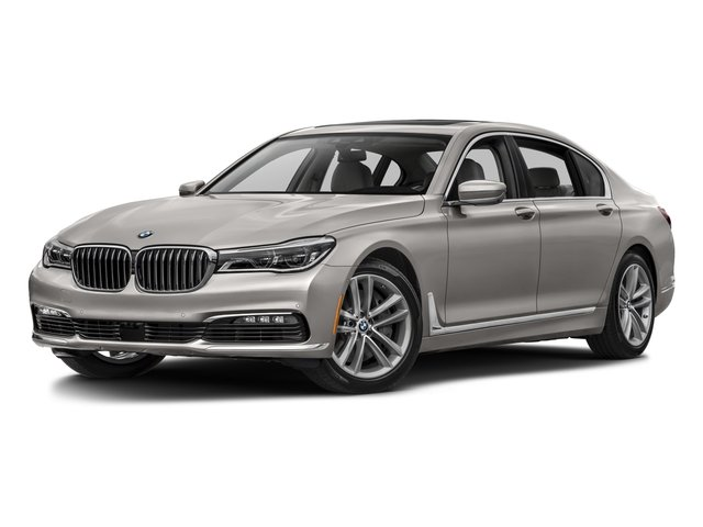 2016 BMW 7 Series 750i xDrive Turbocharged All Wheel Drive Air Suspension Active Suspension Pow