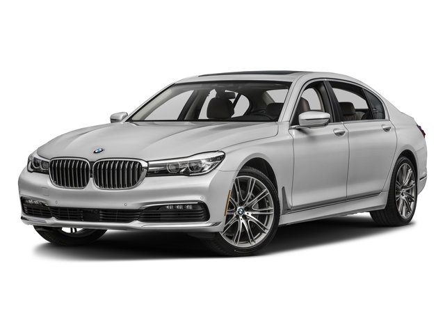2016 BMW 7 Series 740i Turbocharged Rear Wheel Drive Air Suspension Active Suspension Power Ste