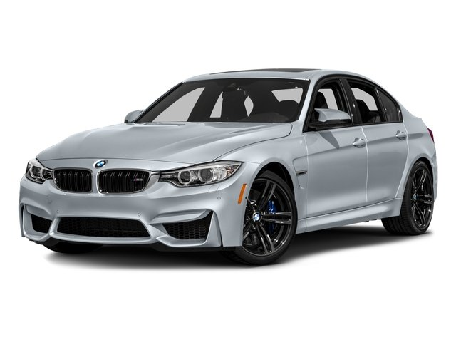 2016 BMW M3 4DR SDN Turbocharged Rear Wheel Drive Power Steering ABS 4-Wheel Disc Brakes Brake