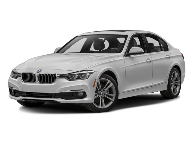 2016 BMW 3 Series 328d Turbocharged Rear Wheel Drive Power Steering ABS 4-Wheel Disc Brakes Br