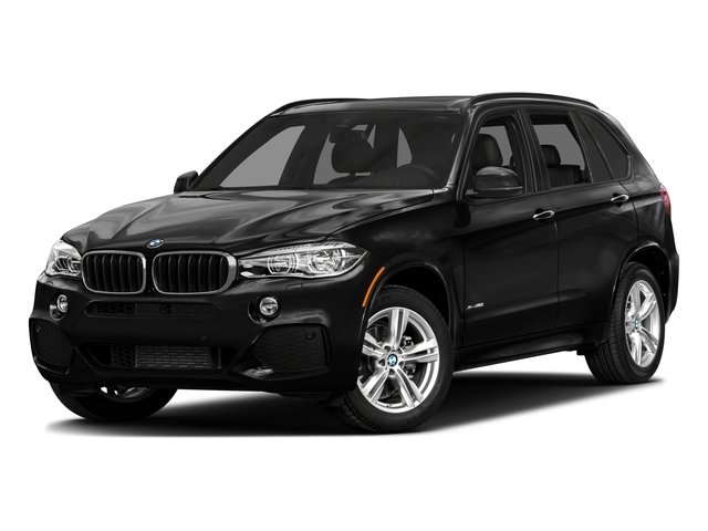 2016 BMW X5 sDrive35i Turbocharged Rear Wheel Drive Power Steering ABS 4-Wheel Disc Brakes Bra