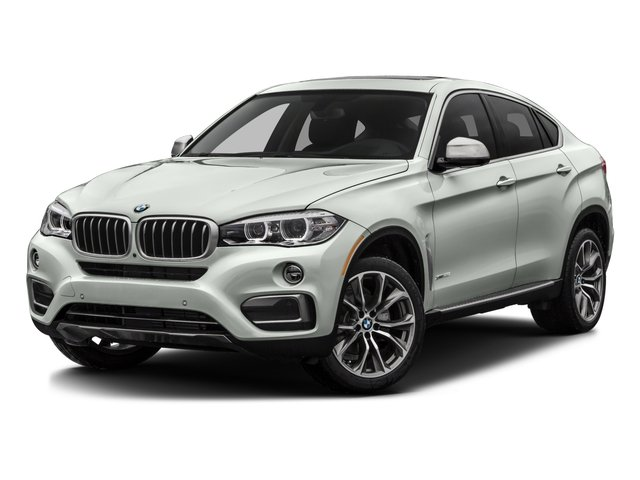 2016 BMW X6 xDrive35i Turbocharged All Wheel Drive Power Steering ABS 4-Wheel Disc Brakes Brak