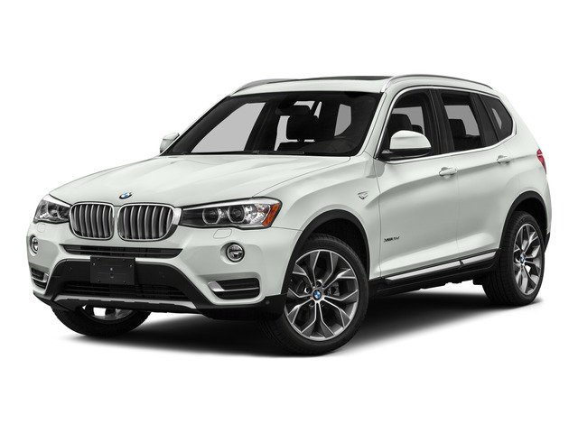 2016 BMW X3 xDrive35i Turbocharged All Wheel Drive Power Steering ABS 4-Wheel Disc Brakes Brak