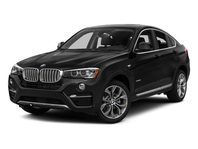 2016 BMW X4 xDrive35i Turbocharged All Wheel Drive Power Steering ABS 4-Wheel Disc Brakes Brak