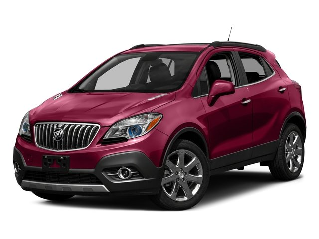 2016 Buick Encore Sport Utility Turbocharged Front Wheel Drive Power Steering Aluminum Wheels T