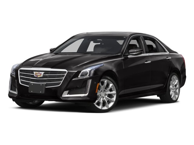 2016 Cadillac CTS Sedan Luxury Collection RWD photo
