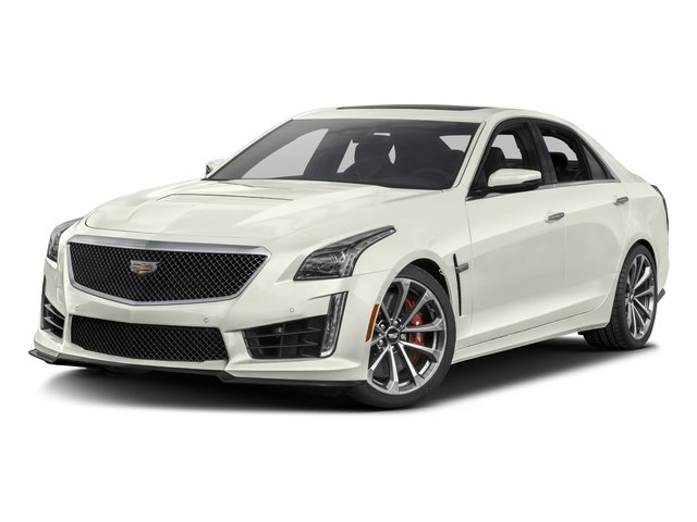 2016 Cadillac CTS-V Sedan CTS-V SEDAN Mirror Memory Seat Memory Supercharged Keyless Start Lock