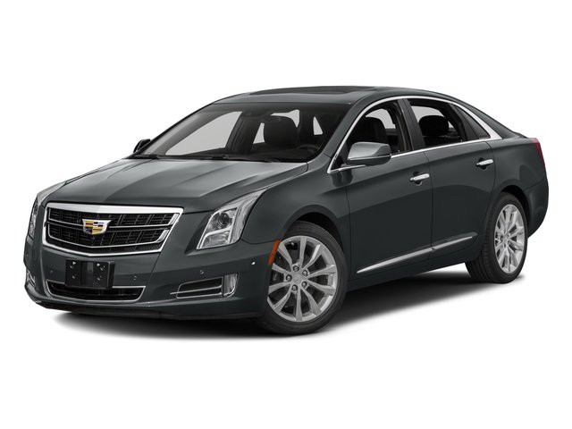 2016 Cadillac XTS Luxury Collection Mirror Memory Seat Memory Front Wheel Drive Active Suspensio
