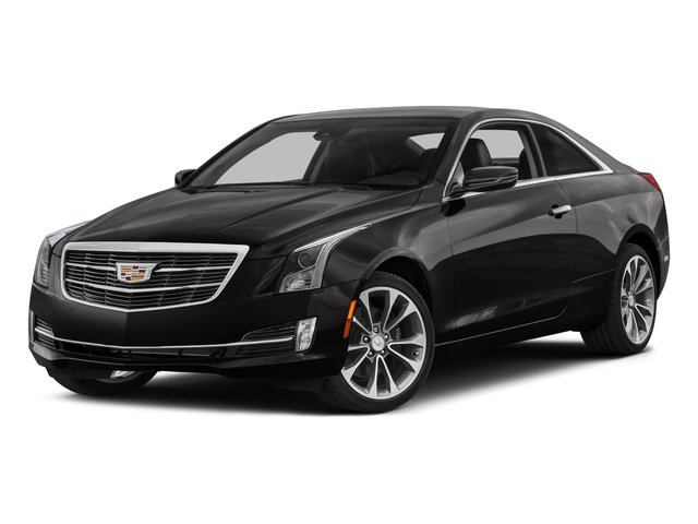 2016 Cadillac ATS Coupe Performance Collection AWD