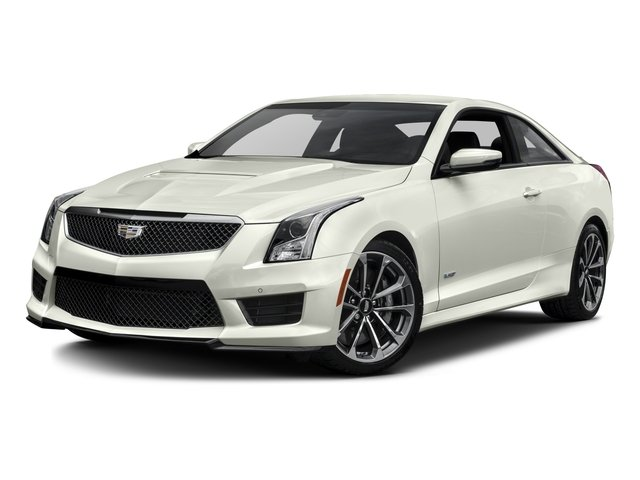 2016 Cadillac ATS-V Coupe  Turbocharged LockingLimited Slip Differential Rear Wheel Drive Keyle