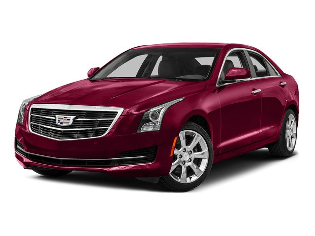 Used 2016 Cadillac ATS Sedan in Tulsa, OK