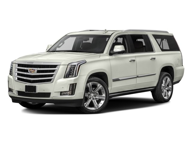 2016 Cadillac Escalade ESV Premium Collection Cruise Control Lane Departure Warning Lane Keeping