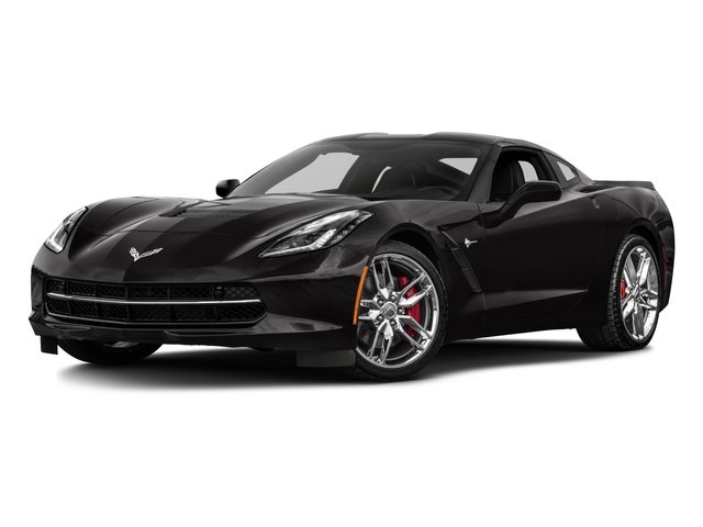 2016 Chevrolet Corvette Z51 1LT LockingLimited Slip Differential Tires - Front Performance Tires