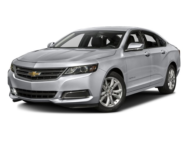 2016 Chevrolet Impala LT Front Wheel Drive Power Steering ABS 4-Wheel Disc Brakes Aluminum Whee