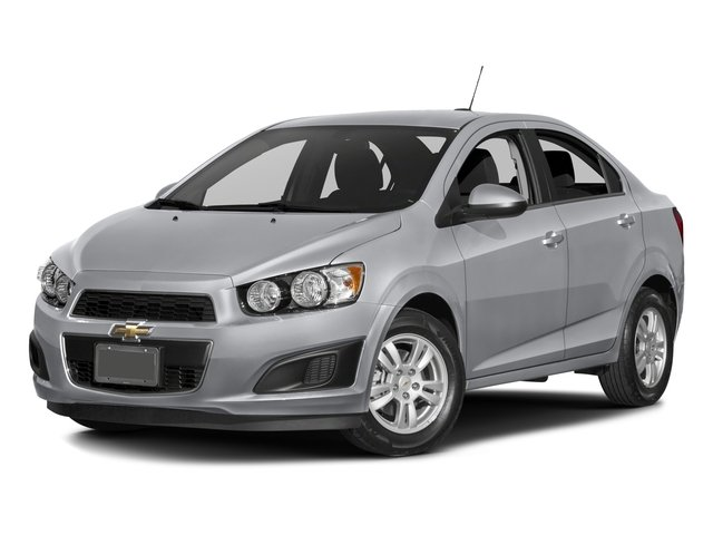 Used 2016 Chevrolet Sonic in Fort Payne, AL