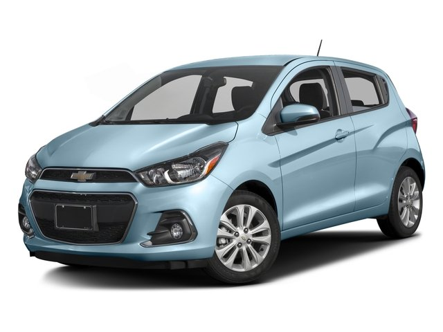 2016 Chevrolet Spark LT SPLASH  Metallic Paint SEATS  FRONT HIGH-BACK BUCKET  STD JET BLACK