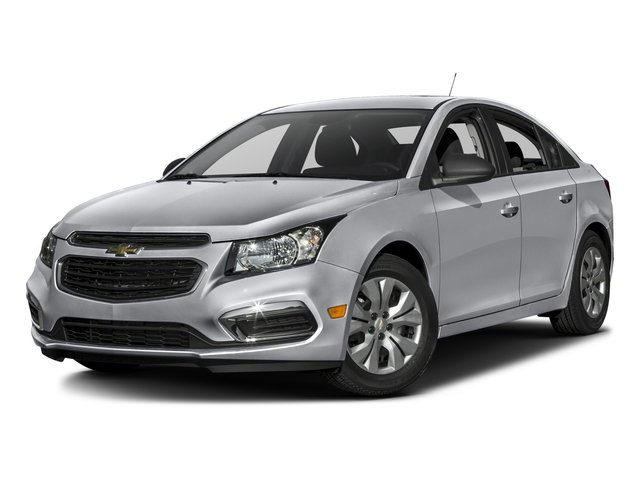 2016 Chevrolet Cruze Limited LS TRANSMISSION  6-SPEED AUTOMATIC  ELECTRONICALLY CONTROLLED WITH OVE