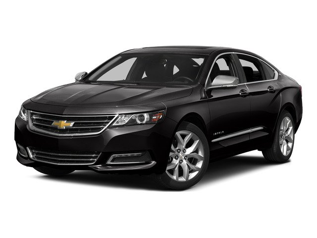 2016 Chevrolet Impala LTZ Front Wheel Drive Power Steering ABS 4-Wheel Disc Brakes Aluminum Whe