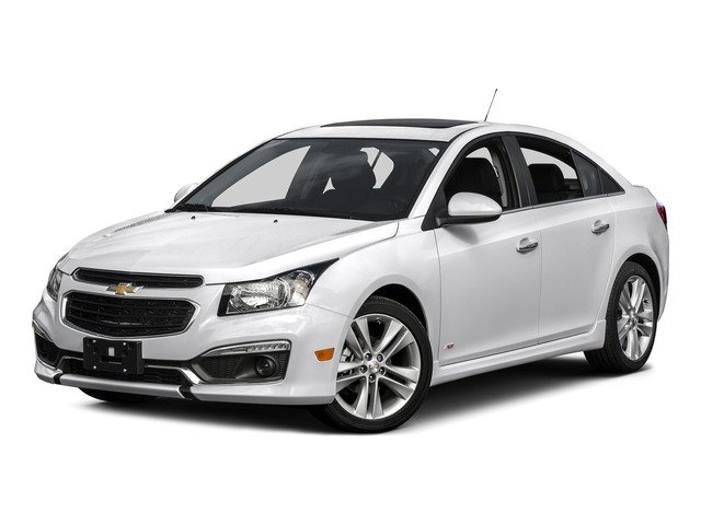 2016 Chevrolet Cruze Limited LT Turbocharged Front Wheel Drive Power Steering 4-Wheel Disc Brake