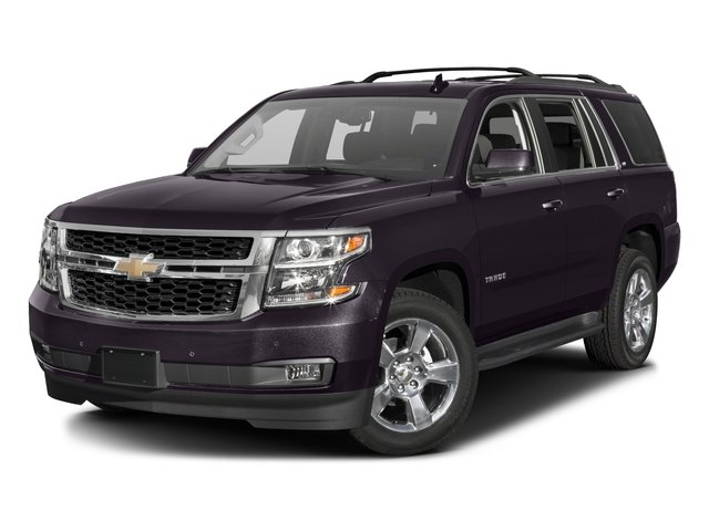 2016 Chevrolet Tahoe LT Lane Departure Warning Lane Keeping Assist LockingLimited Slip Different