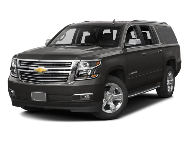 2016 Chevrolet Suburban LTZ Lane Departure Warning Lane Keeping Assist Active Suspension Engine