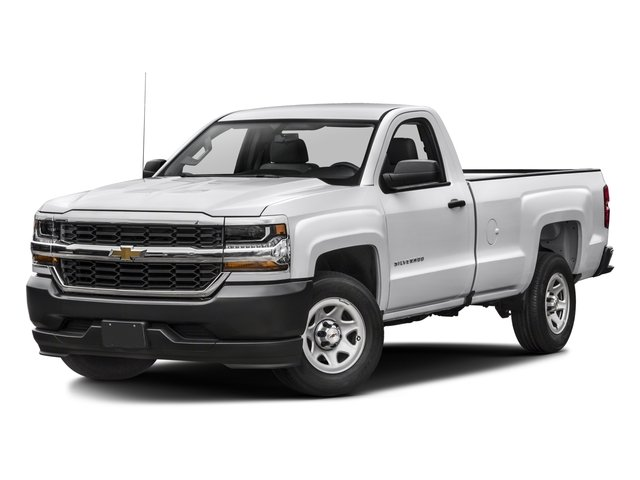 2016 Chevrolet Silverado 1500 WORK TRUCK PICKUP 2D 8 FT
