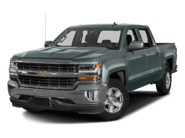 2016 Chevrolet Silverado 1500 LT Rear Wheel Drive Power Steering ABS 4-Wheel Disc Brakes Alumin