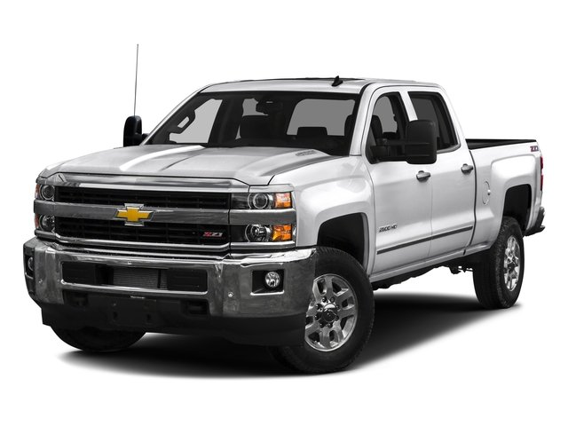 2016 Chevrolet Silverado 2500HD LTZ LockingLimited Slip Differential Four Wheel Drive Tow Hooks