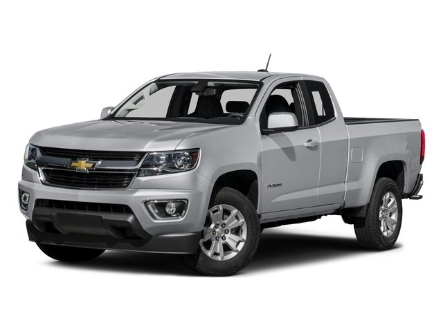 2016 Chevrolet Colorado 4WD LT Four Wheel Drive Tow Hooks ABS 4-Wheel Disc Brakes Aluminum Whee