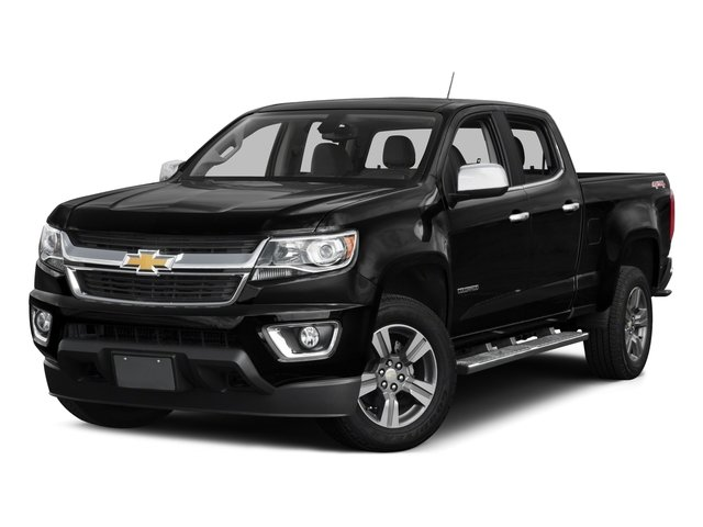 2016 Chevrolet Colorado 2WD LT Summit White