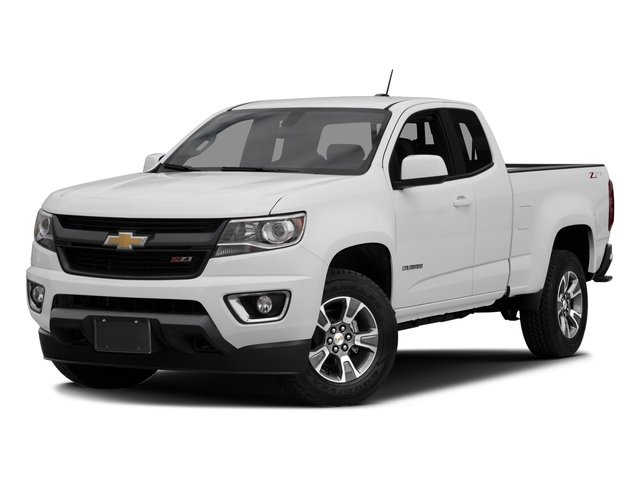 2016 Chevrolet Colorado 2WD Z71 LockingLimited Slip Differential Rear Wheel Drive Tow Hooks ABS