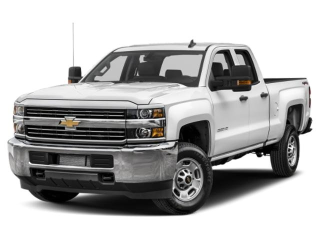 "2016 Chevrolet Silverado 3500HD Work Truck 2WD Double Cab 158.1"" Work Truck Turbocharged Diesel V8 6.6L/403 [15]"