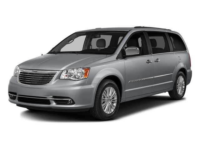 2016 Chrysler Town & Country Touring-L Anniversary Edition 4dr Wgn Touring-L Anniversary Edition Regular Unleaded V-6 3.6 L/220 [18]