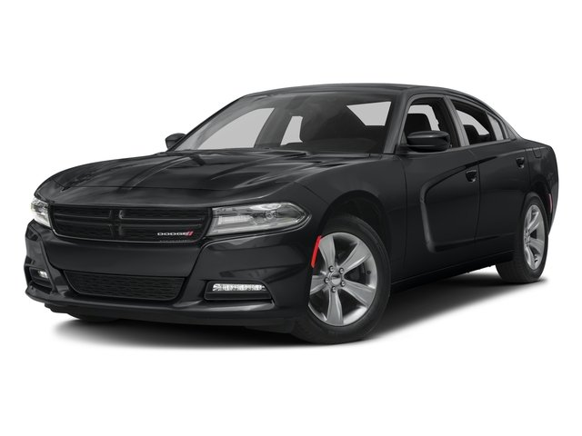 2016 Dodge Charger SXT Granite Crystal Metallic Clear Coat