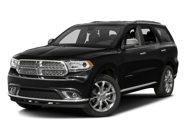 2016 Dodge Durango Citadel All Wheel Drive Power Steering ABS 4-Wheel Disc Brakes Brake Assist