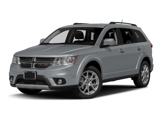 2016 Dodge Journey JCDE49 SXT Automatic Granite Crystal Metallic Clearcoat Front Wheel Drive Po