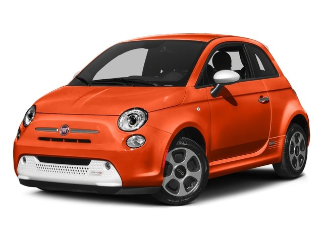 Used 2016 FIAT 500e in Burlingame, CA