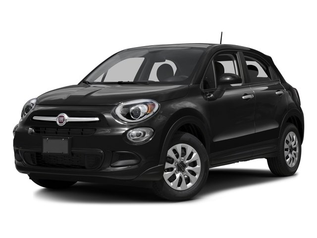 2016 FIAT 500X Lounge Front Wheel Drive Power Steering ABS 4-Wheel Disc Brakes Brake Assist Al
