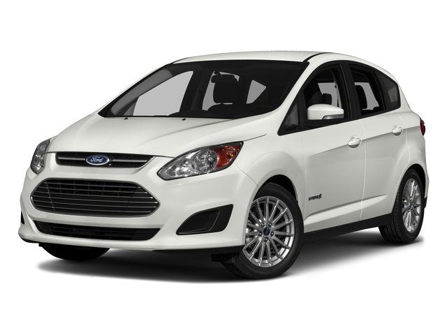 2016 Ford C-Max Hybrid SE Front Wheel Drive Power Steering ABS 4-Wheel Disc Brakes Brake Assist