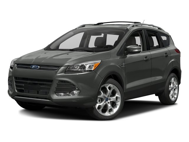 2016 Ford Escape Titanium Turbocharged Four Wheel Drive Power Steering ABS 4-Wheel Disc Brakes