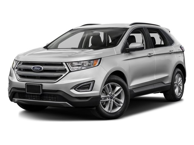 2016 Ford Edge Titanium Turbocharged All Wheel Drive Power Steering ABS 4-Wheel Disc Brakes Br