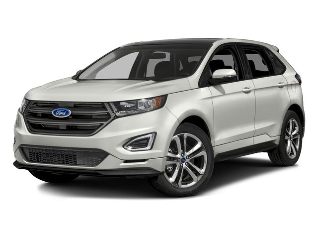 2016 Ford Edge Sport Turbocharged All Wheel Drive Power Steering ABS 4-Wheel Disc Brakes Brake