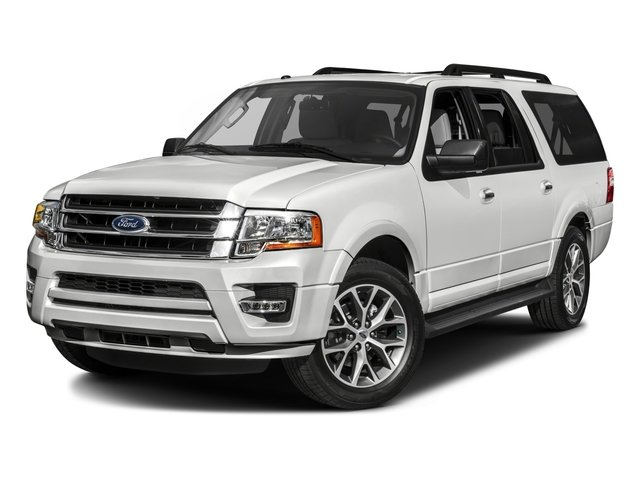 2016 Ford Expedition EL XLT Turbocharged Rear Wheel Drive Tow Hitch Power Steering ABS 4-Wheel