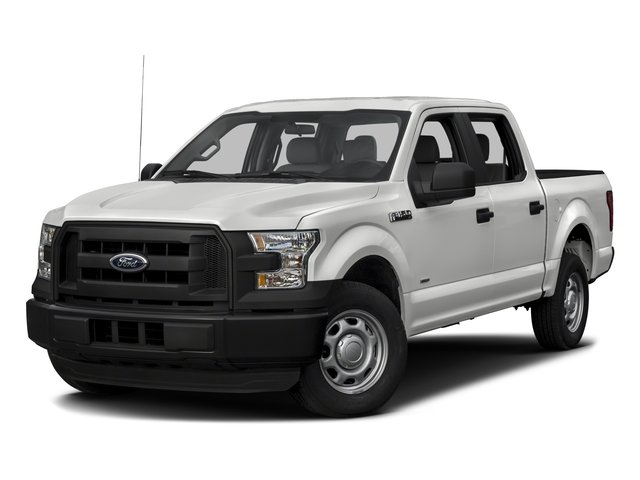 2016 Ford F-150 4WD SUPERCREW XLT