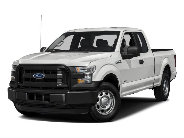 2016 Ford F-150 XLT w Full Center Console Cloth interiorLike New exterior conditionLike New inte