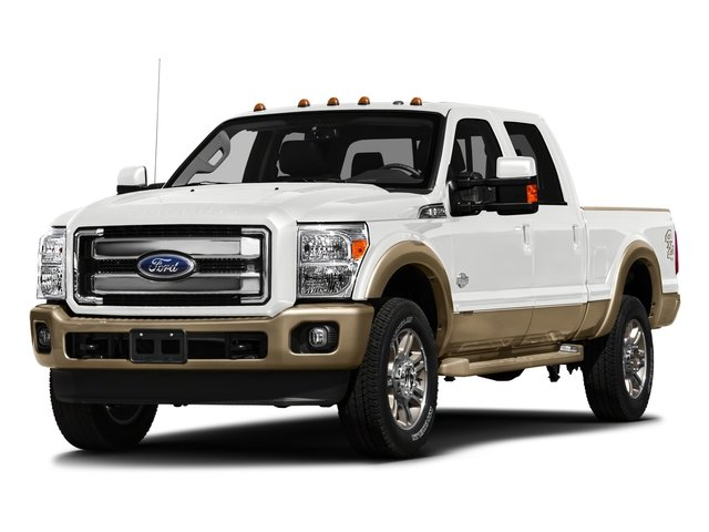2016 Ford Super Duty F-250 SRW King Ranch Four Wheel Drive Tow Hitch Power Steering ABS 4-Wheel