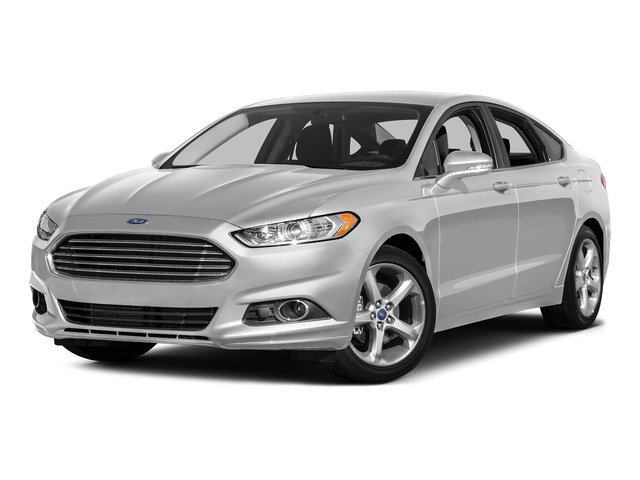 2016 Ford Fusion SE Front Wheel Drive Power Steering ABS 4-Wheel Disc Brakes Brake Assist Brak