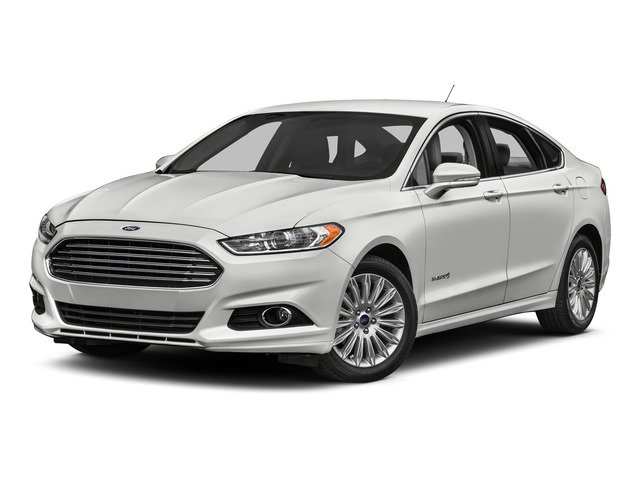 2016 Ford Fusion Titanium Hybrid