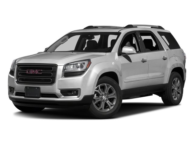 2016 GMC Acadia SLT All Wheel Drive Power Steering ABS 4-Wheel Disc Brakes Aluminum Wheels Tir